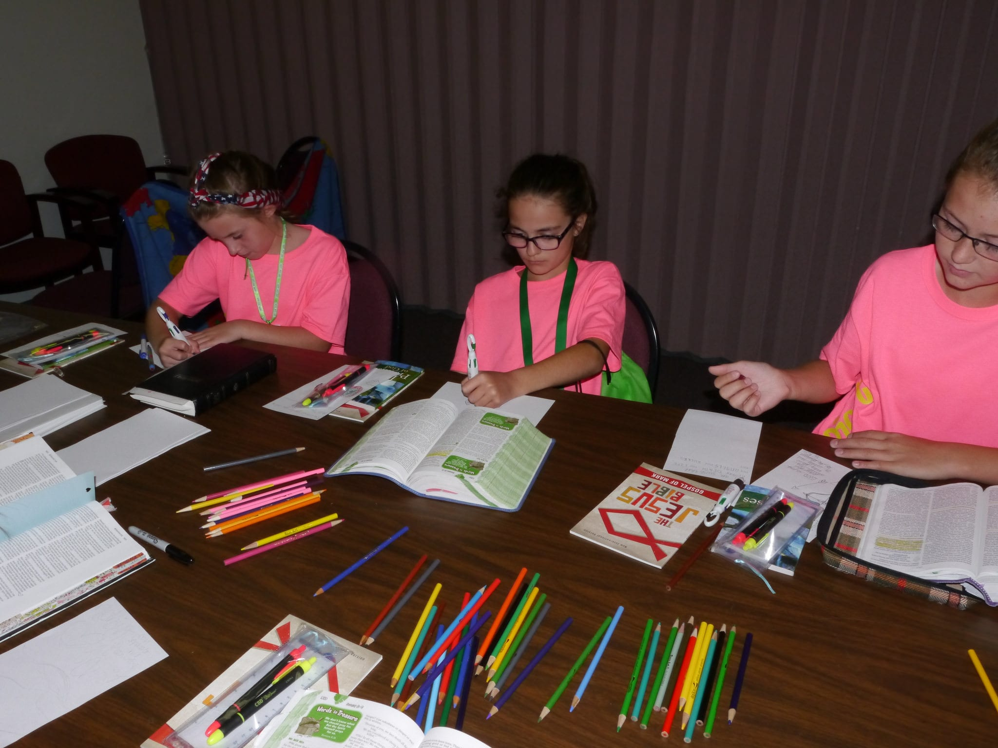 Bible Journaling Camptivity
